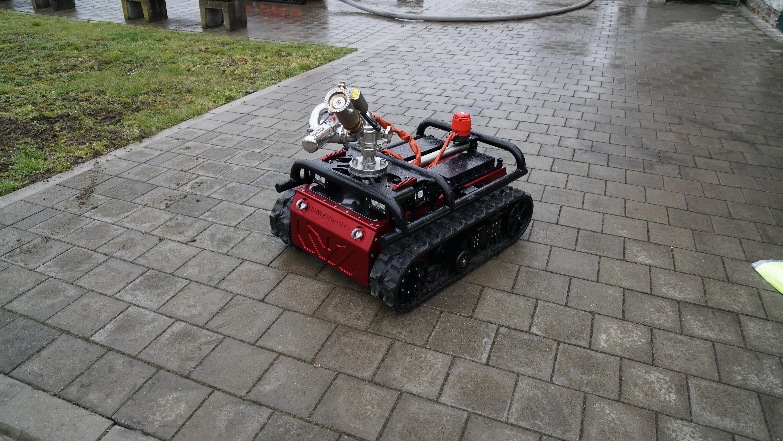 Shark Robotics-robot pompier-Rhyno Protect