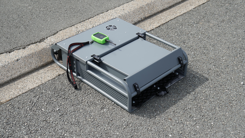 BulkheadR-herse robotisée à déployer
