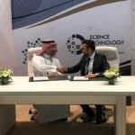 Shark Robotics & Science Technology agreement-IDEX2019